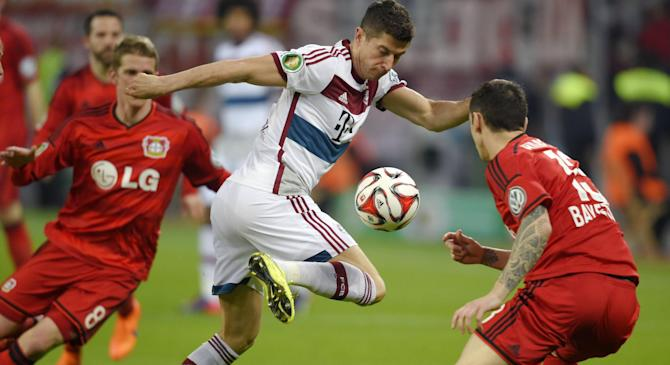 Video: Bayer Leverkusen vs Bayern Munich