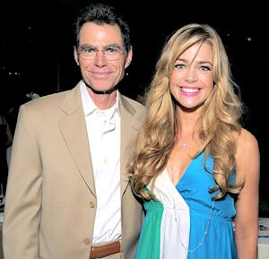 Denise Richards' Dad Irv Richards Is Engaged!