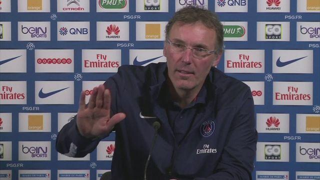 Blanc refuses to talk about Moyes sacking