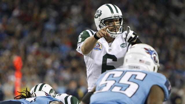 American Football - Sanchez set for Eagles switch