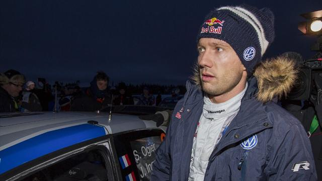 Mexico Rally - Ogier tops Mexico street stages