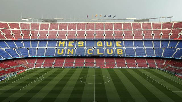 Liga - Barca likely to renovate Camp Nou