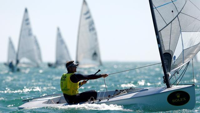 Sailing - Successes helping to raise Andrews' spirits