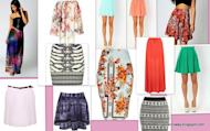 Not content with being just fabulous fashionistas, Grazia's fashion bloggers also enjoy their culture and this week feature Louboutin and Alexander McQueen exhibitions. For those of you looking ahead, dreaming of sunnier climates, it's time to begin that holiday shop. To see what items you must squeeze into that suitcase and other top tips of the week click on the links below