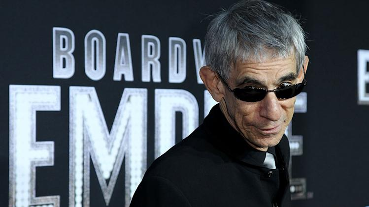 "Richard Belzer attends HBO's ""Boardwalk Empire"" Series Premiere party in AC at Caesars Atlantic City on September 16, 2010, in Atlantic City, New Jersey."