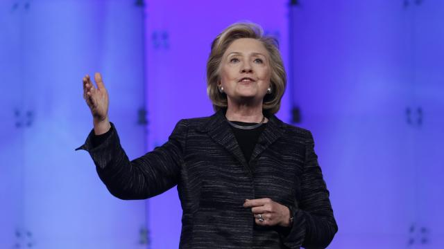 Hillary Clinton explains what ails the middle class
