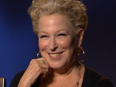 Bette Midler Addresses 'Glee' Rumors