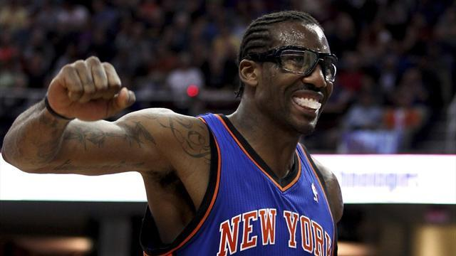 NBA - Knicks' Stoudemire to miss season opener