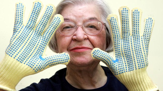 Kevlar Inventor Stephanie Kwolek Dead at 90 (ABC News)