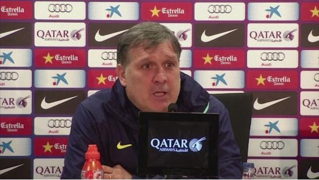 Martino confused by Messi doubters