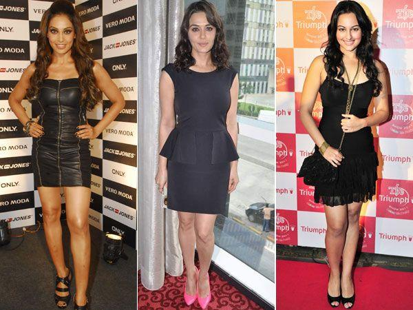 Celeb Trend: The Little Black Dress