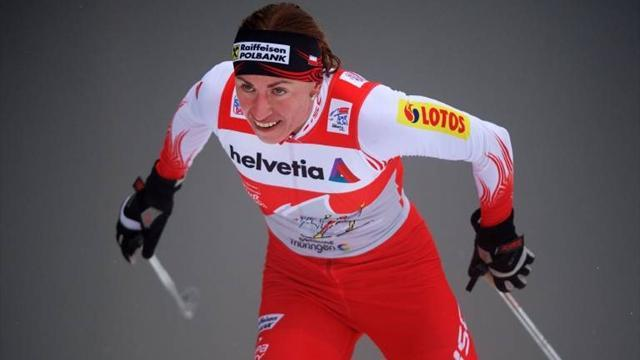 Cross-Country Skiing - Kowalczyk wins again as Tour de Ski title looms