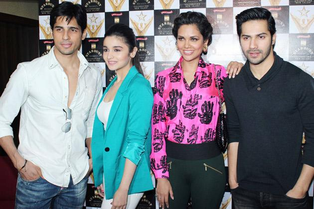 Bollywood's new faces at Stardust