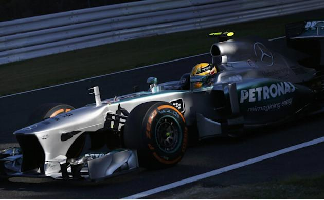 F1 Chinese GP 2014: Where to Watch Final Practice and Qualifying Live