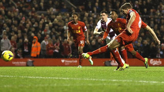 Premier League - Liverpool and Gerrard acknowledge failings