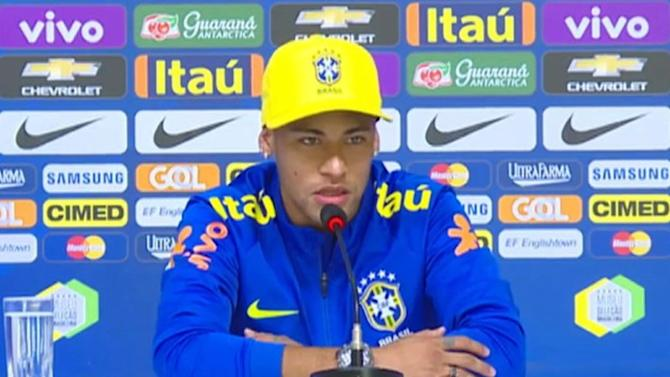 Brazil's Neymar defends party lifestyle, eyes Olympic gold