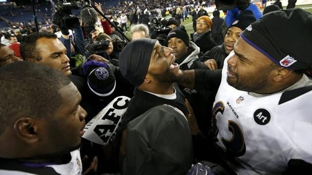 American Football - Ravens' Lewis eyes storybook ending