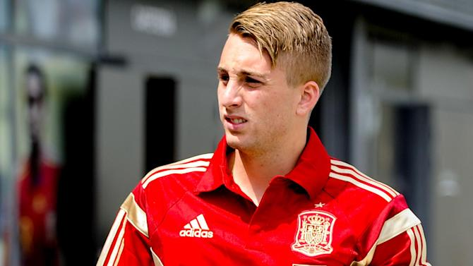 Liga - Deulofeu: I'd rather play for Stoke than Real Madrid