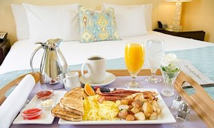 13 Most Popular Room Service Items