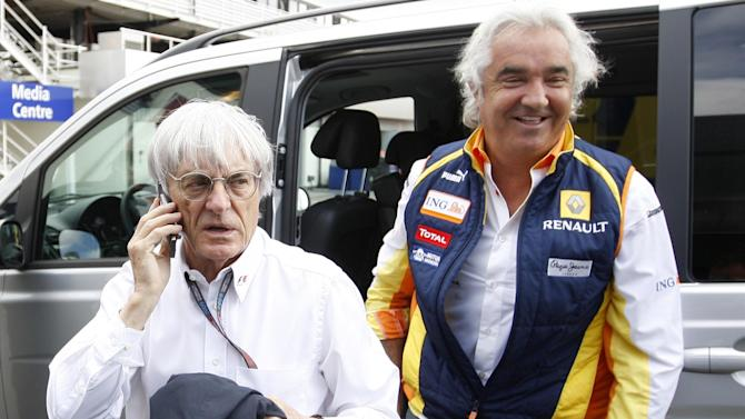 Formula 1 - Briatore to work on F1's popularity