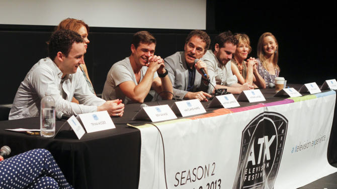 """""""Boy Meets World"""" reunion panel at the ATX Television Festival"""
