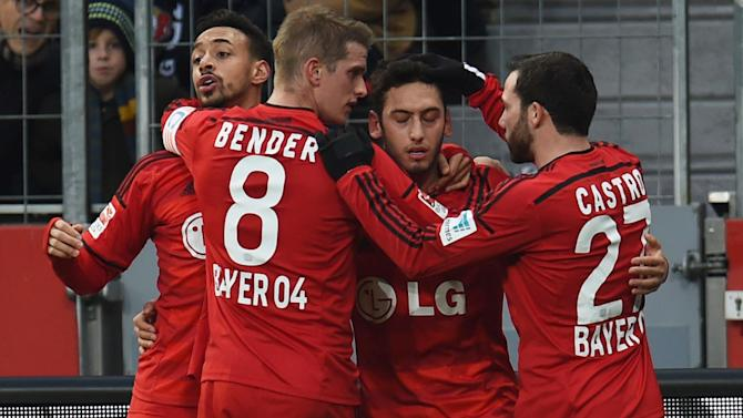 Video: Bayer Leverkusen vs Köln