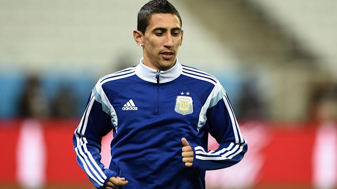 Premier League - Real Madrid 'up Di Maria asking price to £75m'