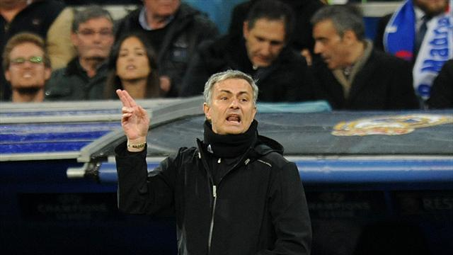 Liga - Mourinho set for summer talks with Real Madrid