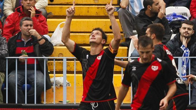 Liga - Rayo beat Athletic to move into European places