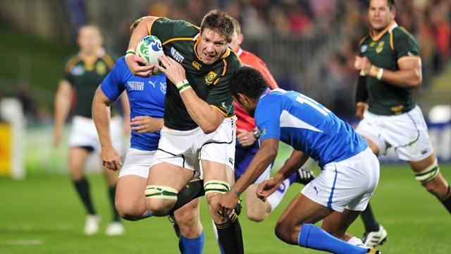 World Cup - Meyer calls on old guard for European tour