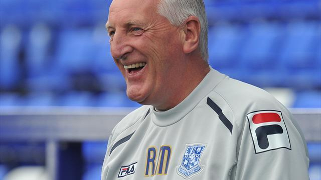 League One - Moore handed new Tranmere deal