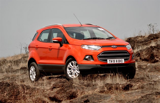 road test and review ford ecosport full throttle yahoo news india. Black Bedroom Furniture Sets. Home Design Ideas