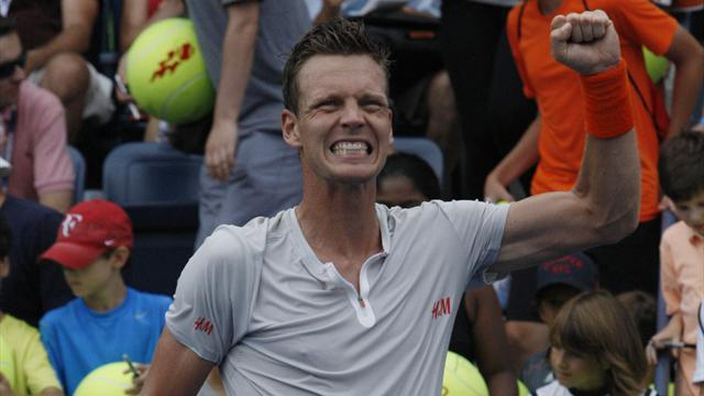 Davis Cup - Berdych and Stepanek back to lead Czechs