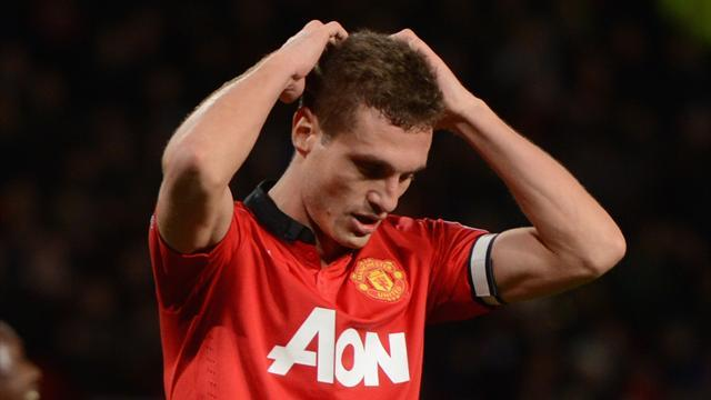 Premier League - Moyes: We didn't want to keep Vidic anyway
