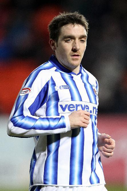 James Fowler came to Kilmarnock's rescue with a goal-line clearance