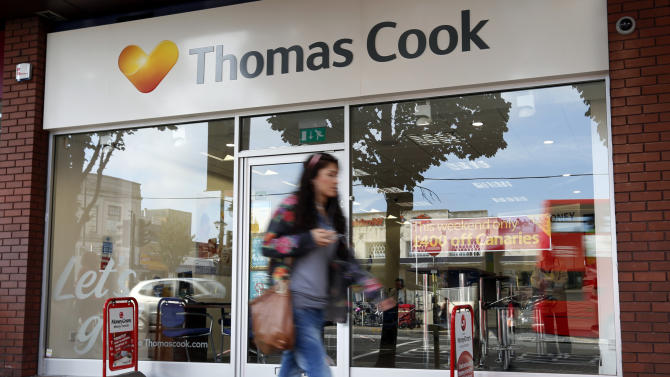 Thomas Cook stock
