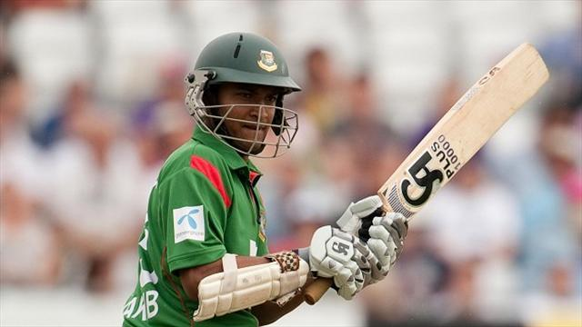 Cricket - Bangladesh hit back to win second T20