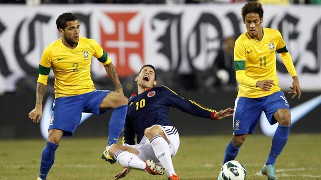 World Football - Neymar blames pitch for epic penalty fail