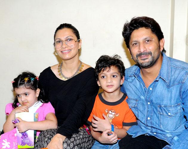 Arshad Warsi Family Very Rare yet c...