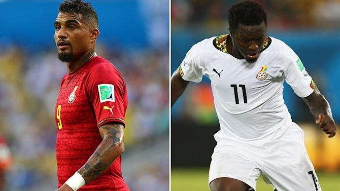 World Cup - Ghana FA: Muntari punched staff member, Boateng insulted coach - both sent home