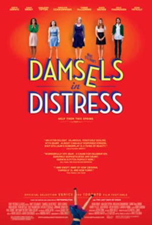 The Whit of 'Damsels in Distress'