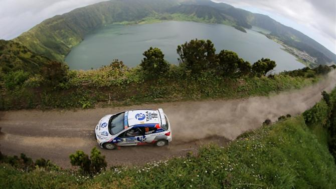 ERC - Azores tourist teaser video whets ERC appetite