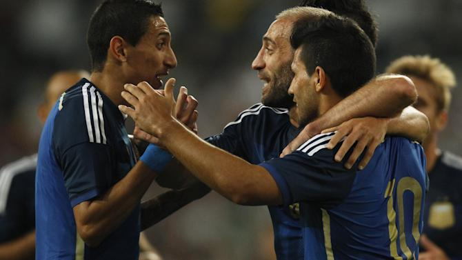International friendlies - Di Maria rips Germany to shreds as Argentina down world champions