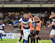 PKNP produced an outstanding performance to send Kelantan out of the FA Cup