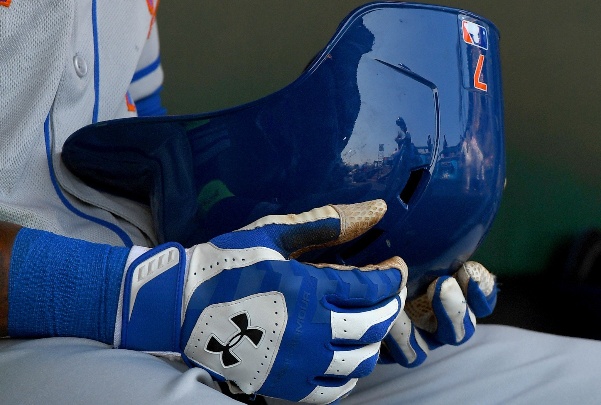 Under Armour will take over as MLB's exclusive jersey-maker in 2020. (Getty Images)