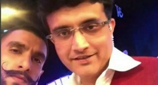 Ranveer Singh's Awesome DUBSMASH With Sourav Ganguly