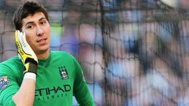 Serie A - Pantilimon 'would love Fiorentina move'