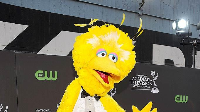 Big Bird Dytm Emmy Aw