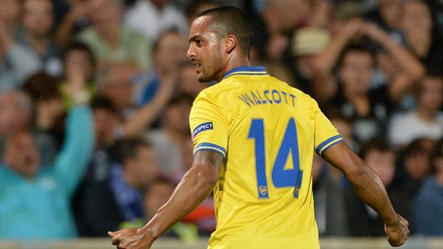 Premier League - Paper Round: Monaco eye monster Walcott bid