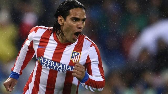 Liga - Atletico Madrid confirm Falcao departure